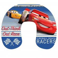 Jerry Fabrics Cestovní polštářek Cars Race