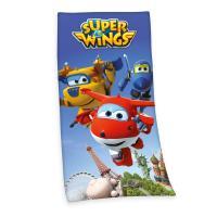 Herding plážová osuška Super Wings 75x150 cm