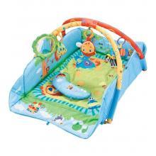 Sunbaby hrací deka Safari s polštářkem JJ8835, B05.023.1.1