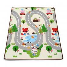 Petite&Mars Podložka na hraní Joy Adventure 180x150x1 cm
