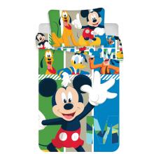 Jerry Fabrics povlečení do postýlky Mickey baby 135x100 cm