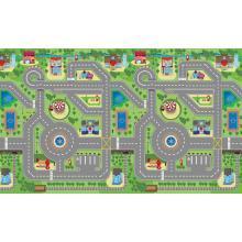 Scarlett dětský kobereček 3D CITY - 180 x 120 cm