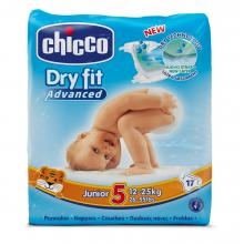 Chicco Plenky Junior (12-25 kg) 17 ks
