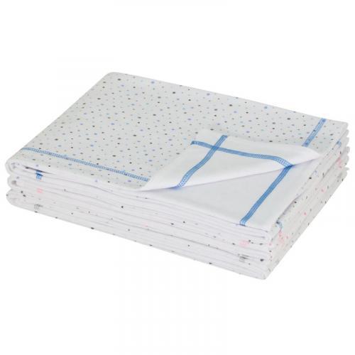 Esito Letní dětská deka dvojitá bavlna jemný puntík