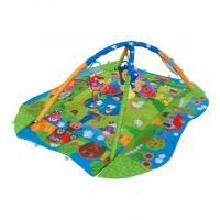 Sunbaby hrací deka a ohrádka zvířátka 27290, B05.024.1.1