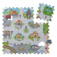 Chicco Puzzle pěnové Město