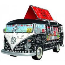 Ravensburger VW pojízdné občerstvení 3D 162 dílků