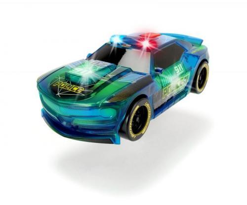 Dickie Racing Cars Policejní auto Lightstreak
