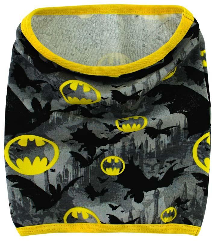 878b85bff4f Dětský nákrčník nebo-li tunel na krk z kolekce Batman. Nákrčník chrání před  zimou