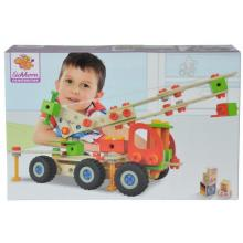 Simba Stavebnice Constructor 4 Autojeřáb, 190 dílů