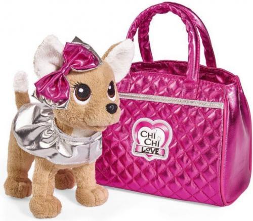 Simba ChiChi Love pejsek čivava Glam Fashion v tašce (KOPIE)