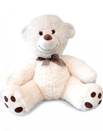 Mac Toys Plyšový medvídek 60 cm, světlý