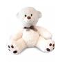 Plyšový medvídek 60 cm velký z kvalitní a hebké plyše.