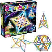 Supermag Supermaxi Fluo zářivé barvy 44 dílků