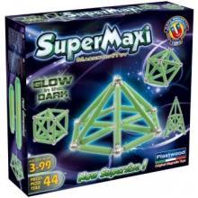 Supermag Supermaxi Fosforeskující 44 dílků