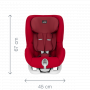 Autosedačka kategorie 9-18 kg (9 měsíců až 4 roky). Umístění po směru jízdy od 9 kg do 18 kg. Patentovaný systém upínání bezpečnostních pásů zajišťuje jednoduchou, bezpečnou a pevnou instalaci autosedačky ve vozidle.