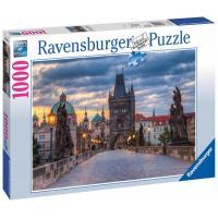 Ravensburger Praha Procházka po Karlově mostě 1000 dílků