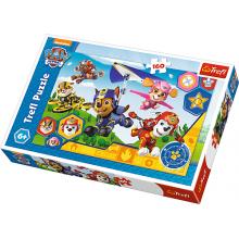 Trefl Puzzle 160 - Tlapková patrola / Paw Patrol