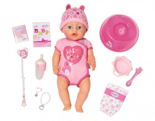 Zapf Creation Baby born, holčička