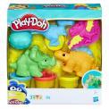 Hasbro Play-Doh Vykrajovátka s dinosaury