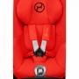 SIRONA Z I-SIZE (BEZ BASE Z) od narození - 105 cm, až do cca 4 let. Sirona Z i-Size nabízí zvýšenou bezpečnost při čelním nárazu také v pozici po směru jízdy. Díky Energy Reduction Technology (ER-Tech) se snižují síly čelního nárazu, které působí na krk dítěte o více než 20 %, ve srovnání s ostatními systémy pásů na trhu. Při bočním nárazu se kombinace energie absorbující skořepiny a systému L.S.P. postará o zvýšenou bezpečnost a redukci sil nárazu až o cca 25%.