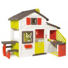 Smoby Domeček Friends House s kuchyní