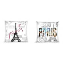 Faro povlak na polštářek Paříž micro 40x40 cm