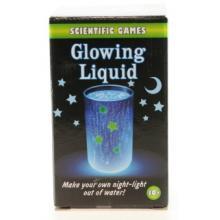 Lamps Zajímavé experimenty - Fosforeskující tekutina