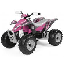 Elektrické vozítko Peg Pérego Polaris Outlaw Pink Power