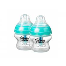 Tommee Tippee Kojenecká láhev C2N ANTI-COLIC, 2ks 150 ml, 0m+