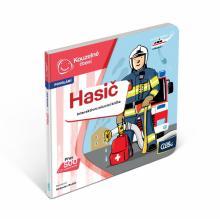 Albi KOUZELNÉ ČTENÍ Minikniha povolání Hasič