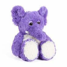 Albi Hřejivý slon fialový