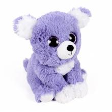 Albi Hřejivé štěňátko fialové