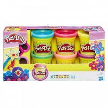 Hasbro Play-Doh Třpytivá sada se 2 vykrajovátky