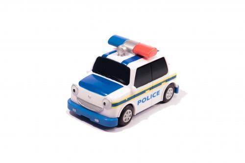 Tayo the Little Bus Policejní auto Pat