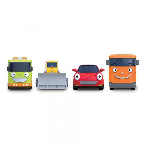 Tayo the Little Bus Kamarádi Tayo – sada 3