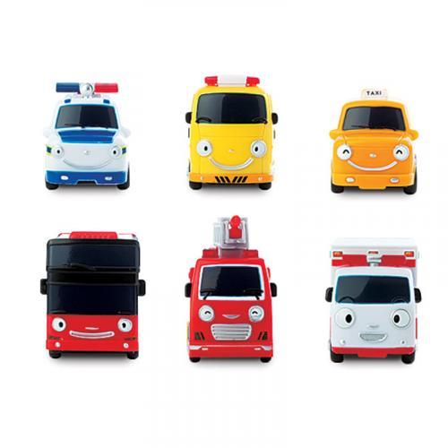 Tayo the Little Bus Kamarádi Tayo – sada 1