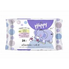 Bella Happy Vlhčené ubrousky 24 ks