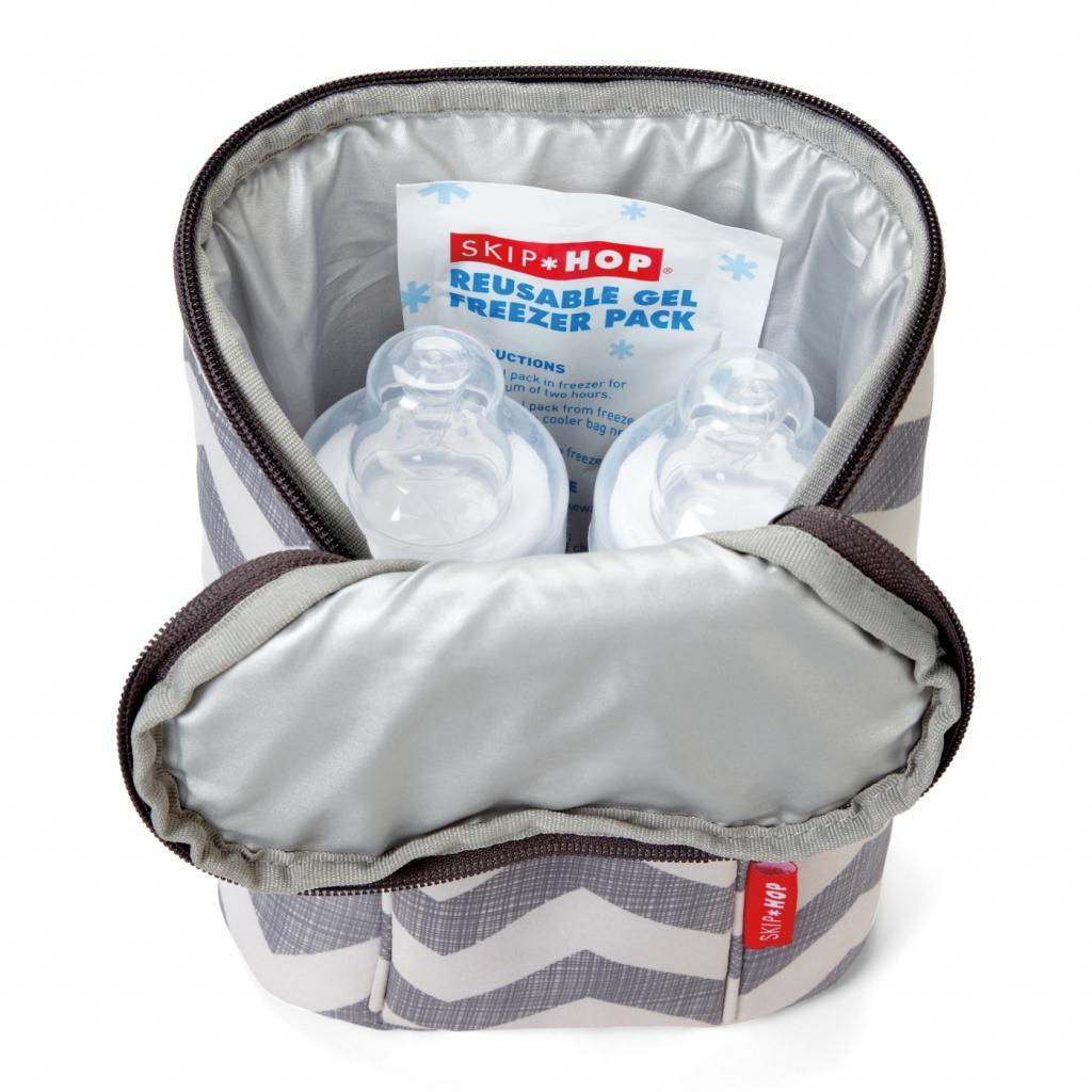 Termo taška se stane ideálním pomocníkem na delších procházkách. Uchová  jídlo 39322a2e8bf