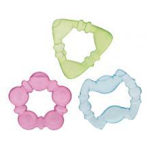 Canpol babies chladící kousátko geometrické tvary new