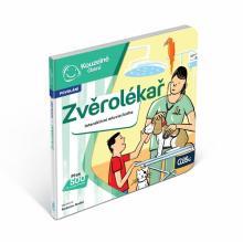 Albi KOUZELNÉ ČTENÍ Minikniha povolání Zvěrolékař