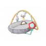 Měkká hrací deka & hnízdo s hudbou, světýlky a s množstvím různorodých aktivit.