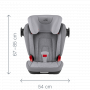 Flexibilita na cestách. Kamkoliv se vydáte. V oceňované řadě KIDFIX přibyl nový sofistikovaný produkt – dětská sedačka KIDFIX2 S 2 v 1 pro děti od cca 3,5 do 12 let. Díky opěradlu ve tvaru V s nastavitelnou technologií SICT nabízí tato sedačka nejen více místa pro dítě, ale také vynikající ochranu proti nárazu.