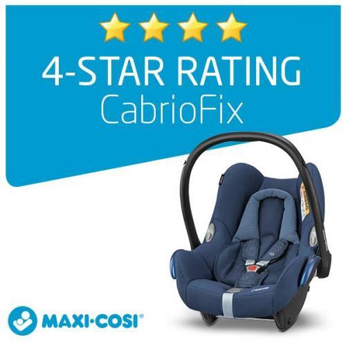 Autosedačka Maxi-Cosi CabrioFix