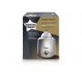 Ohřívačka je vhodná na kojenecké láhve a přesnídávky. Ohřev je přesný, ohřívačka udržuje teplotu tak dlouho, jak potřebujete. Termostat se 4 stupni ohřevu.