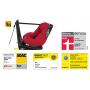 Autosedačka Maxi-Cosi AxissFix nabízí zcela nový směr v oblasti bezpečného převážení dítěte v automobilu. Autosedačka v sobě spojuje maximální bezpečí dítěte a nejvyšší úroveň uživatelského komfortu. Je určena pro děti od 61 do 105 cm výšky (od 4 měsíců do cca 4 let).