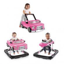 Bright Starts Chodítko 3v1 Ford F-150 Pink 6m+, 11 kg