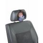 Reer bezpečnostní zrcátko velké - s bezpečnostním zrcátkem můžete bezpečně sledovat vaše dítě během jízdy, aniž byste přitom ztratili přehled o tom, co se děje na silnici.