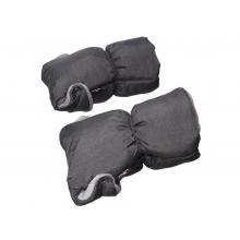 BabyDan extra teplé rukávníky ke kočárku, šedé