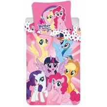 Jerry Fabrics Bavlněné povlečení My Little Pony 086 140x200 cm